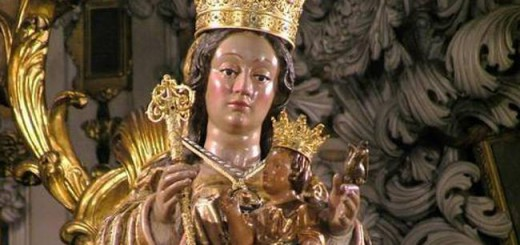 virgen de la victoria Malaga