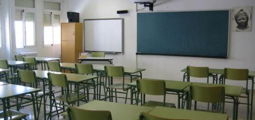 Aula escolar Secundaria