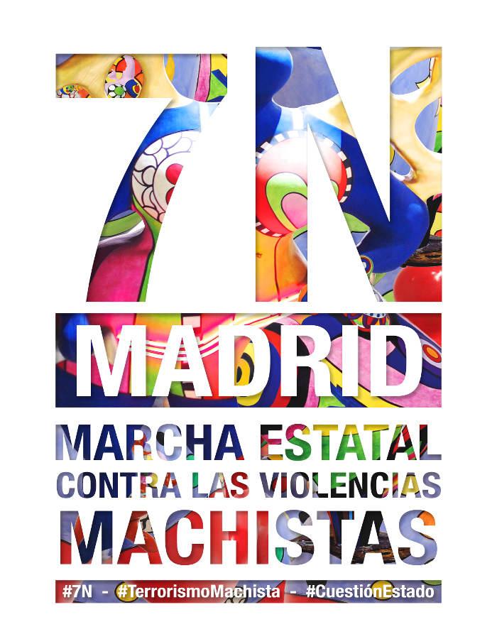 Cartel Marcha 7N