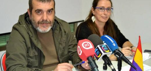Concejales IU Alcazar 2015
