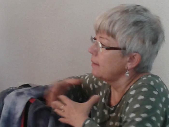 Europa Laica reunion mujer 20151017 Raquel