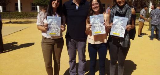 Ganadoras premio Jovenes investigadores Valencia 20151002