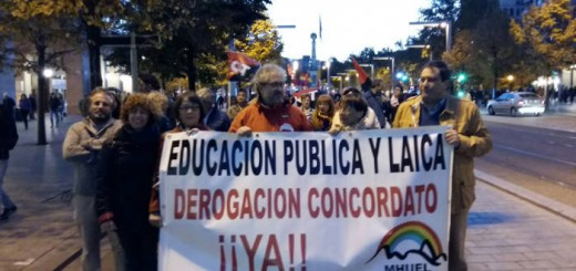 MHUEL marchas dignidad  20151022