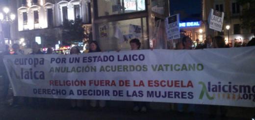 Madrid laica marcha dignidad 2015a