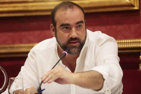 Paco Puentedura concejal IU Granada