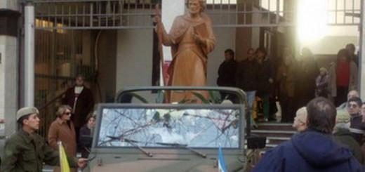 actos religiosos escuelas Mendoza