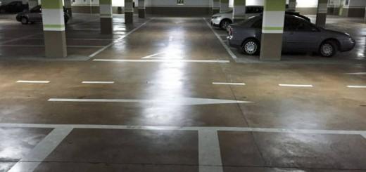aparcamiento Seminario obispado Lugo