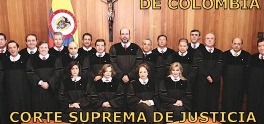 corte suprema de justicia colombia