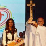 gobernadora Santiago del Estero Argentina en misa 2015