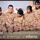 menores forzados milica Estado Islamico en Siria 2015