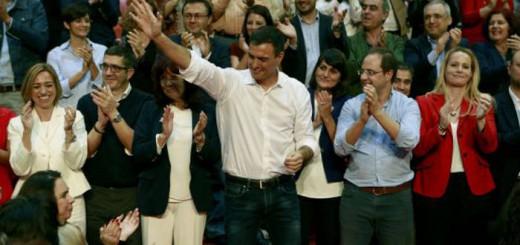 pedro sanchez PSOE 2015