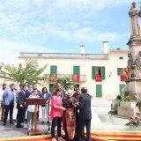 presidenta balear preside actos canonizacion Fray Junipero Serra 2015