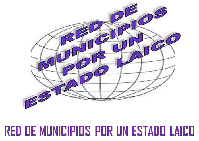 red municipios estado laico