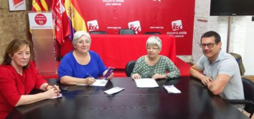 reunion EUPV Valencia Laica 2015