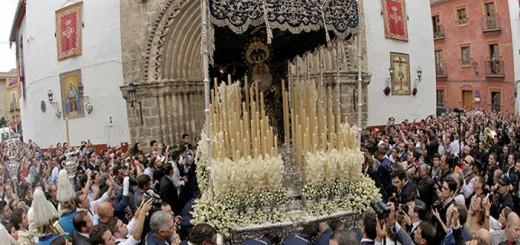 virgen hiniesta Sevilla 2015