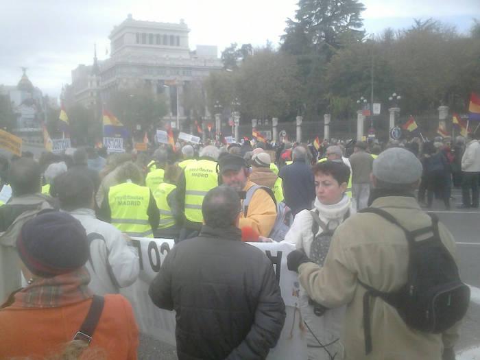 Europa Laica marcha memoria historica Madrid 2015 f
