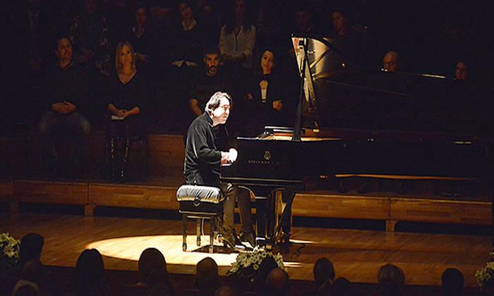 Fazil Say pianista turco condenado blasfemia premio laicidad Francia 2015