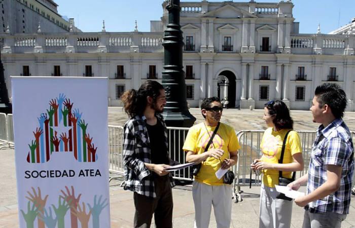 Fundacion sociedad atea Chile 1