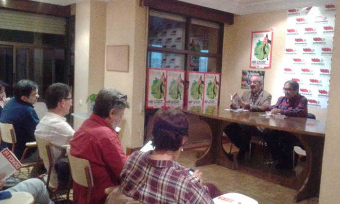 Presentacion libro Ciudada Real 20151119 b
