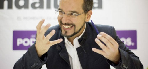 Sergio Pascual Podemos Sevilla