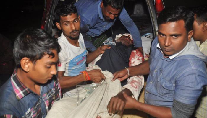 atentado mezquita chii Bangladesh Estado islamico 2015