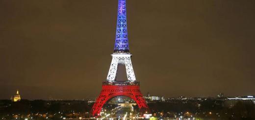 atentados Paris 2015 Torre Eiffel