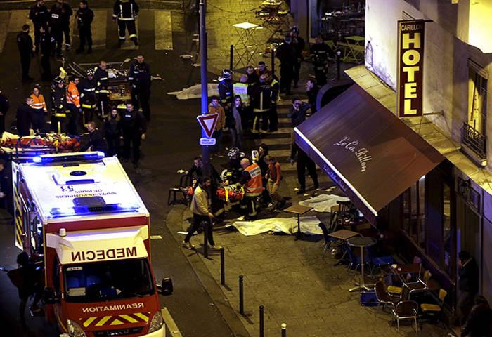 atentados yihad Francia 2015 Estado Islamico 2