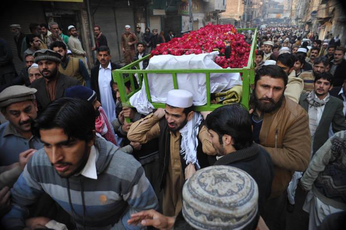 atentados yihadistas entierro victima  2015