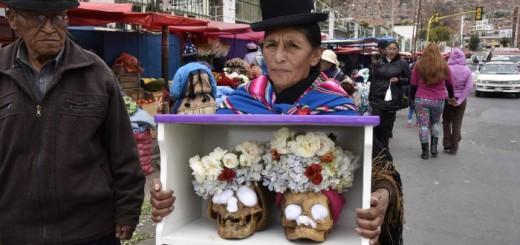 celebracion religiosa Bolivia 2015