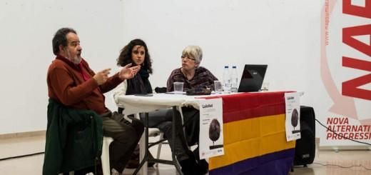 charla Laicidad y ciudadania en Sumacarcel Valencia 2015