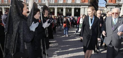 cifuentes misa Almudena Madrid