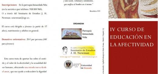 curso confesional universidad Granada 2015 a