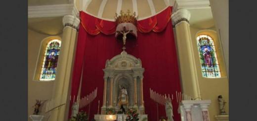 festival mariano en San Miguel El Salvador 2015