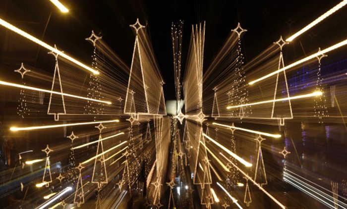iluminacion navidad Barcelona 2015