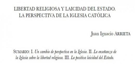 la libertad religiosa