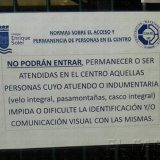 nota escolar Melilla indumentaria velo casco