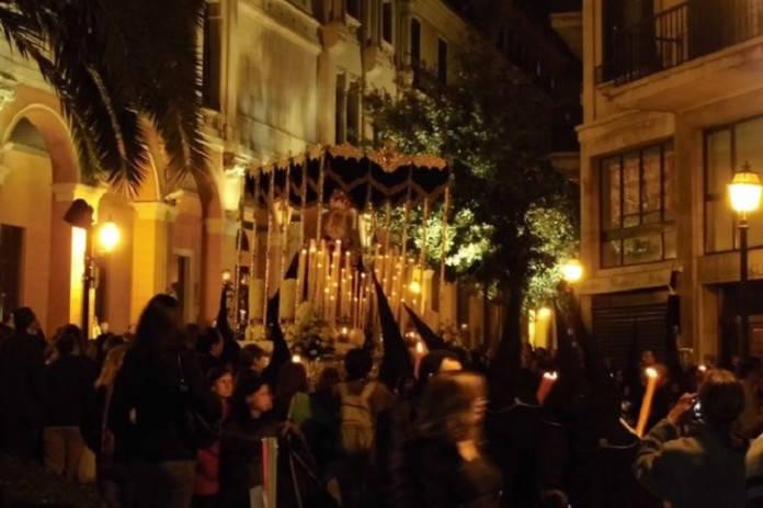 semana santa procesion Palma de Mallorca