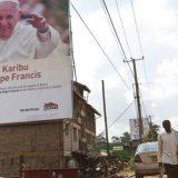 viaje Bergoglio Africa 2015
