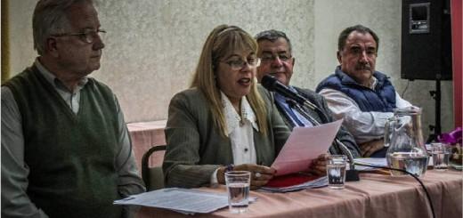 Alberto Testa Ana Lopez Michel Godicheau Patricio Cueto V Congreso Libre pensamiento Montevideo 2015