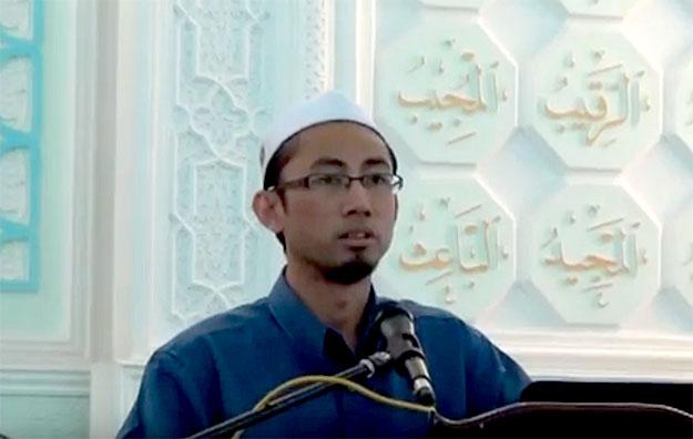 Apostasia Malasia