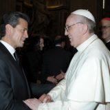 Bergoglio y Nieto presidente Mexico