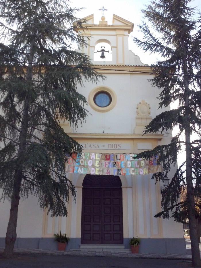 Colegio Electoral Ave Maria San Isidro Granada 2015