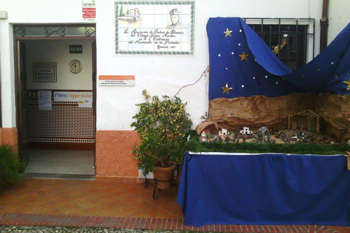 Colegio Electoral Divino Maestro Granada 2015 a