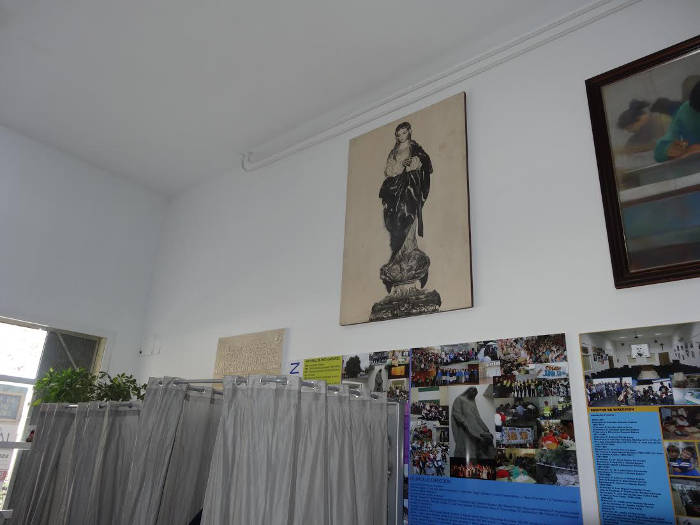 Colegio Electoral  Instituto Juan XXIII Zaidin Granada 2015