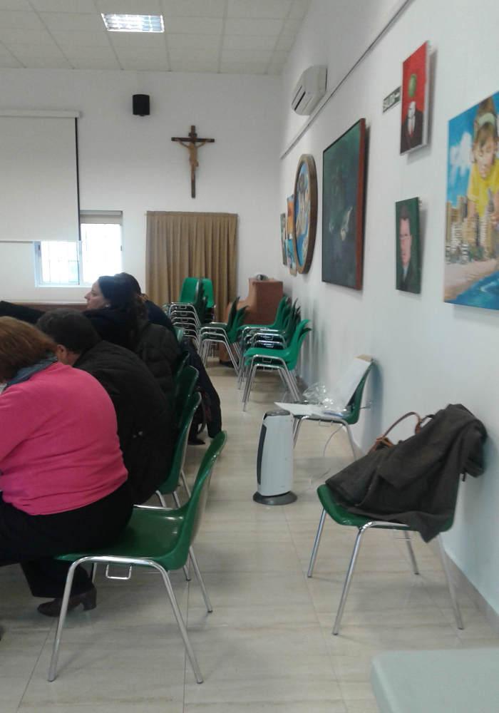 Colegio Electoral Juan XXIII Chana Granada 2015