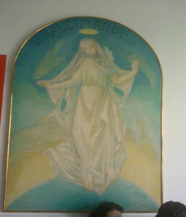 Colegio Electoral Sagrada Familia Granada 2015