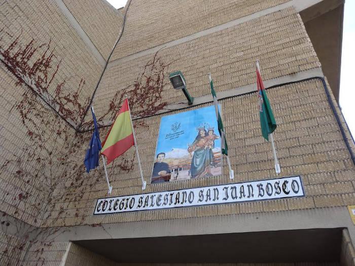 Colegio Electoral Salesianos Don Bosco Granada 2015