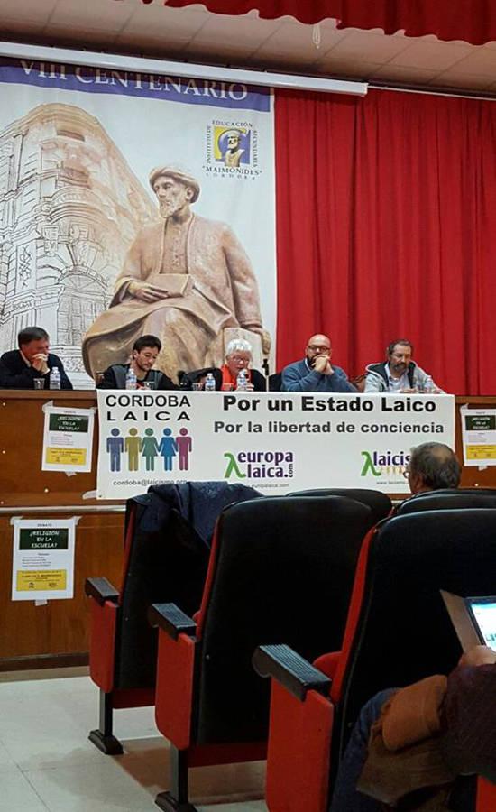 Dia Laicismo Cordoba 2015 a