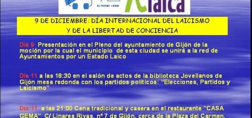 Dia laicismo 2015 Asturias