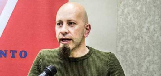 Fernando Lozada V Congreso Libre pensamiento Montevideo 2015